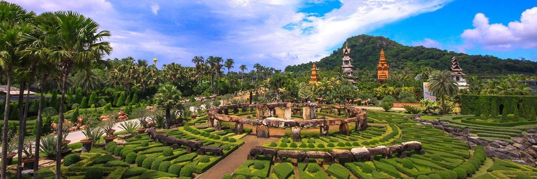 Nong Nooch Village Tour