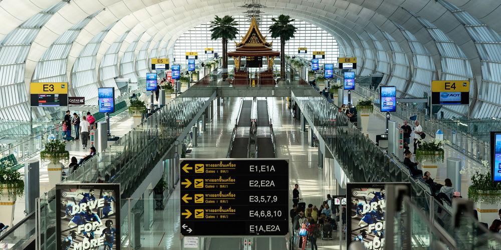 Bangkok Hotel to Bangkok Airport Transfer
