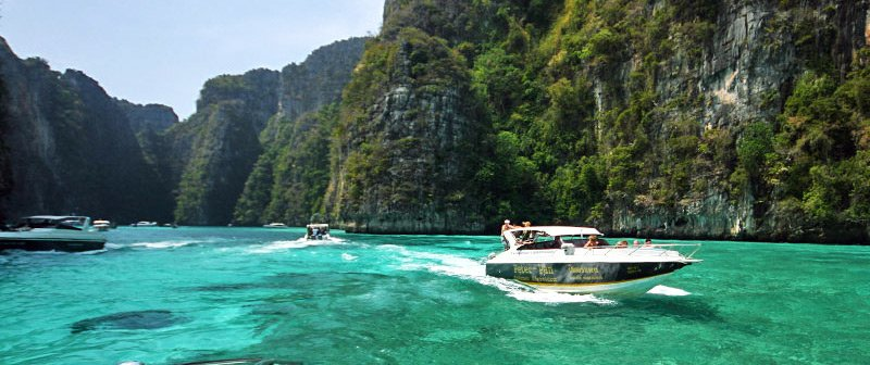 Full-Day 4 Islands Tour By Speed Boat