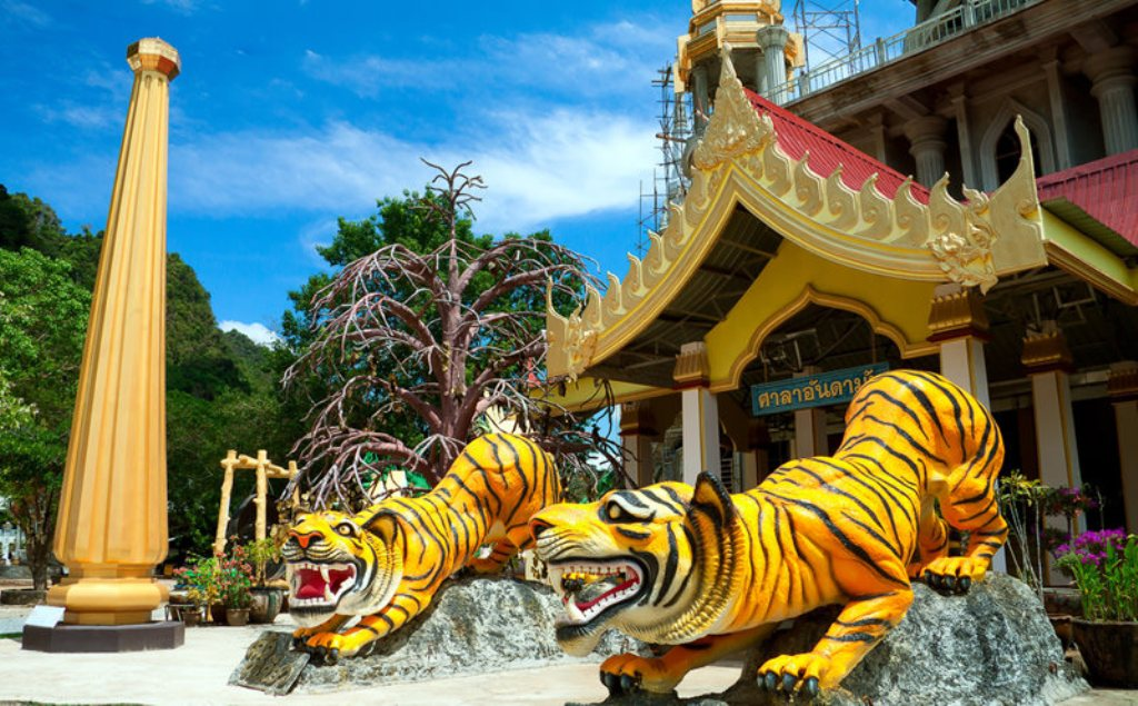 Half-Day Krabi City Tour