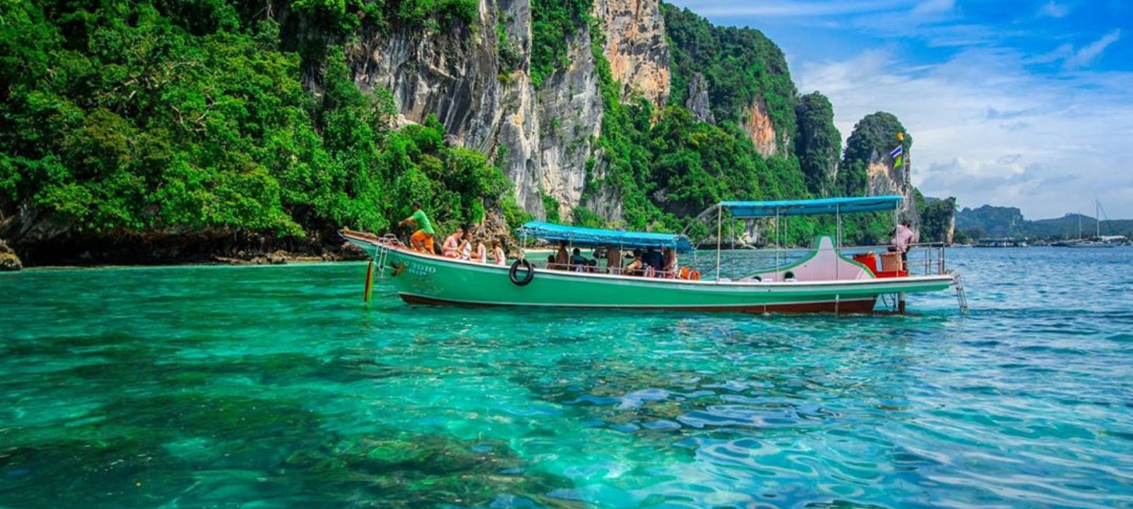 Full-Day 7 Islands Tour & Sunset By Longtail