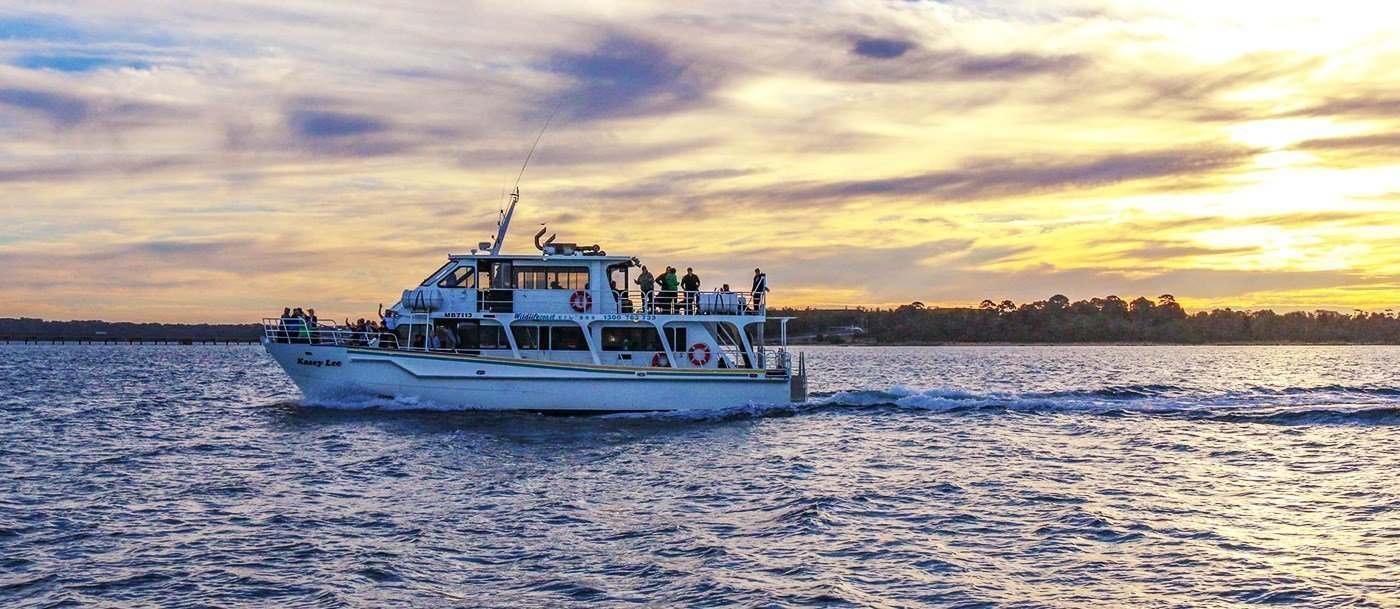Half-Day 4 Island Sunset Cruise With Bbq Dinner Wi