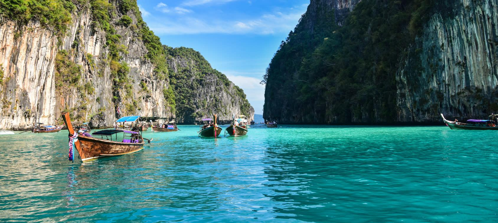 Phi Phi Island Tour with Lunch
