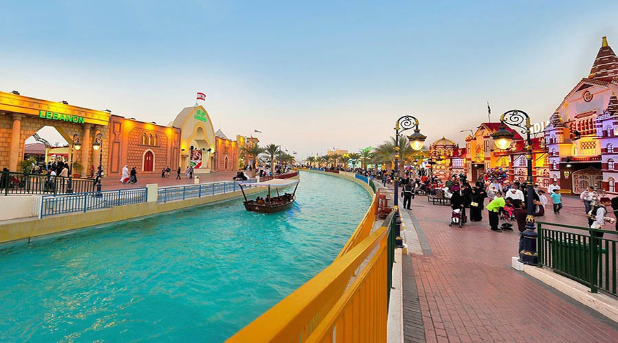 Global Village Tour Dubai