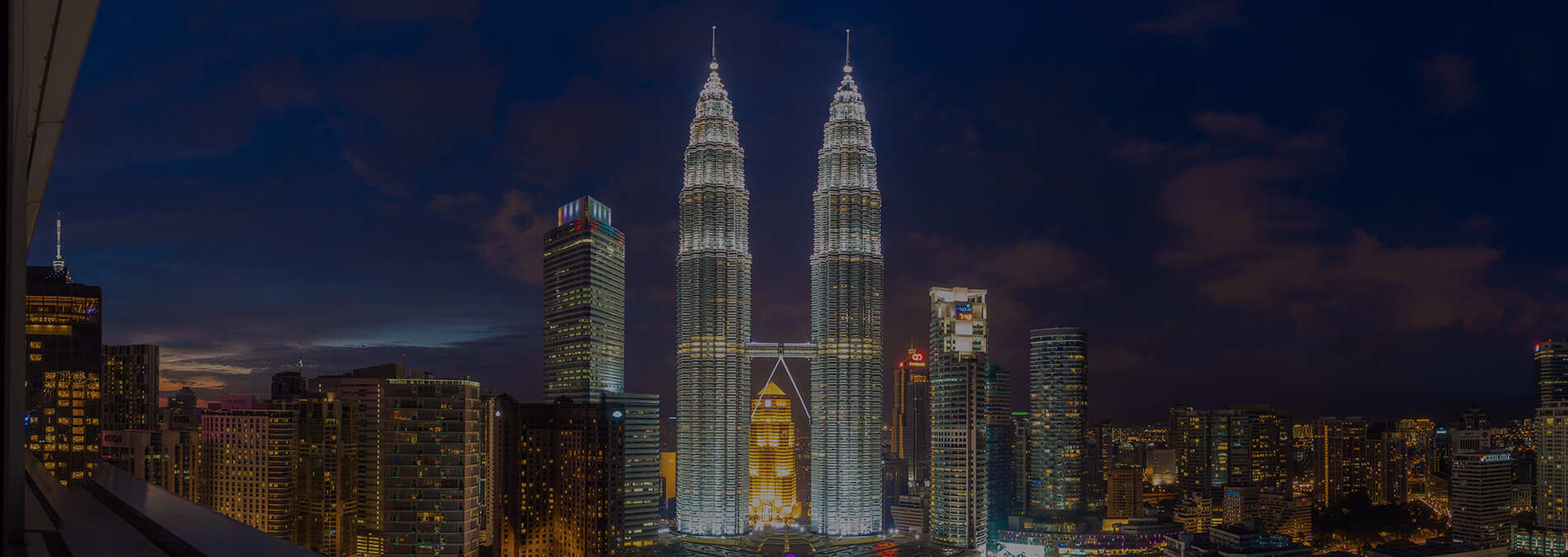 Petronas Twin Tower Tickets
