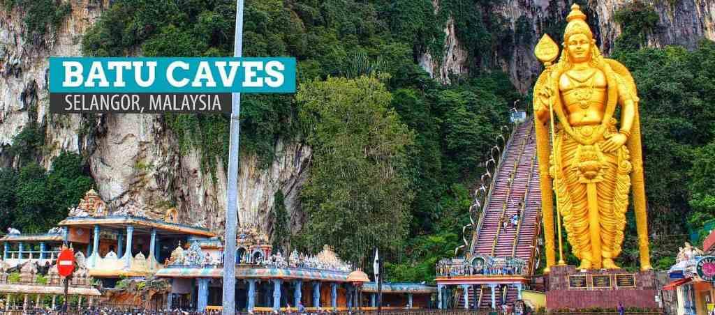 Half Day Batu Cave and Kuala Lumpur Countryside To