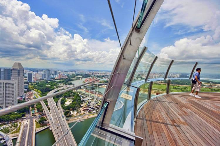 Marina Bay Sky Park